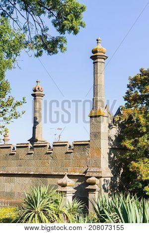Castle Swallow's Nest In Yalta In The Crimea