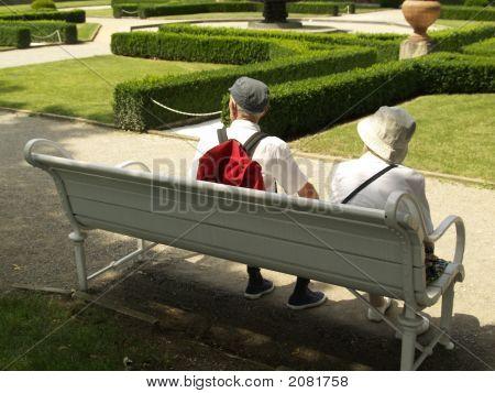 A Couple Of Seniors