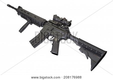 Designated Marksmans Rifle