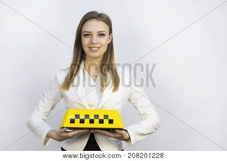 Taxi - Girl Dispatcher And Other Materials On The Topic Of Taxi