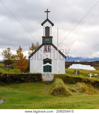 Old Keldur Church