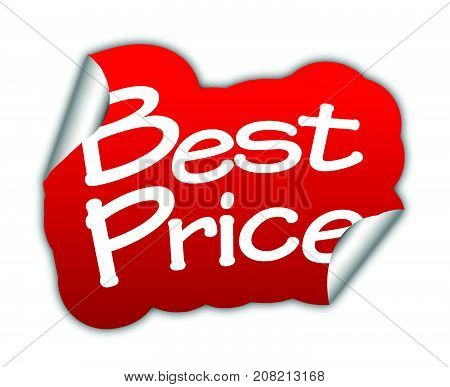 best price sticker best price red sticker best price red vector sticker best price best price eps10 design best price sign best price