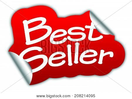 best seller sticker best seller red sticker best seller red vector sticker best seller best seller eps10 design best seller sign best seller