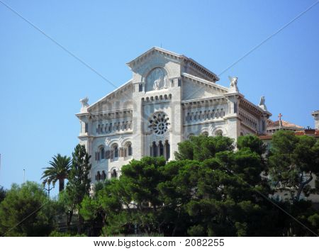 Cathredral Of Monaco