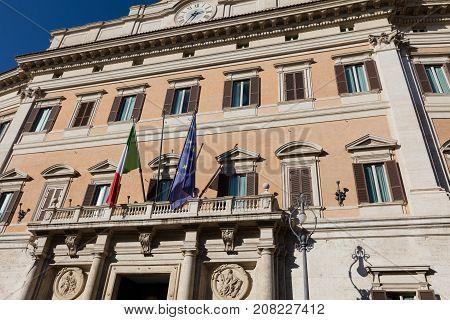Viminale In Rome