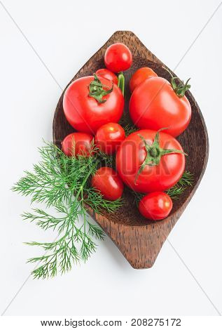 Tomato And Vegetables