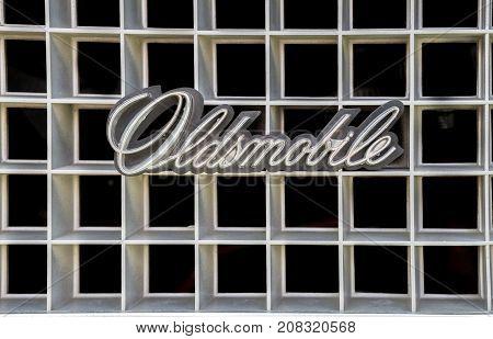Oldsmobile Cutlass Supreme Grille Emblem
