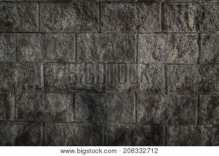 Gray brick stone wall. Brick stone background. Brick stone texture. Brick stone wall. Brick stone. Grunge brick stone background. Grey grunge wall.