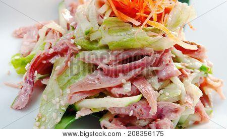 Bon Bon Chicken Salad