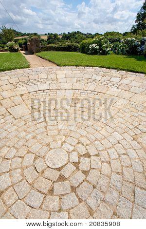 Stone Garden Alley