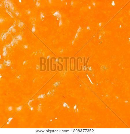 orange as a background. super macro . Photo of abstract background