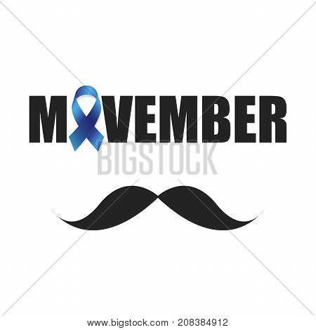 Prostate Cancer Awareness Ribbons. Medical And Health Concept