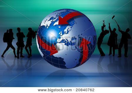 World migrations
