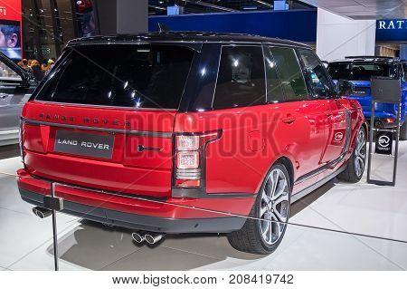 Land Rover Rangerover Sv