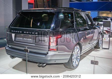 Land Rover Range Rover Sv