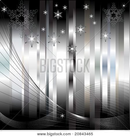 Abstract Colorful Silver Background...eps