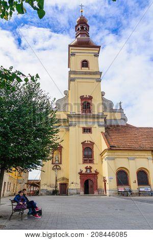 St. John The Baptist Cathedral, Trnava