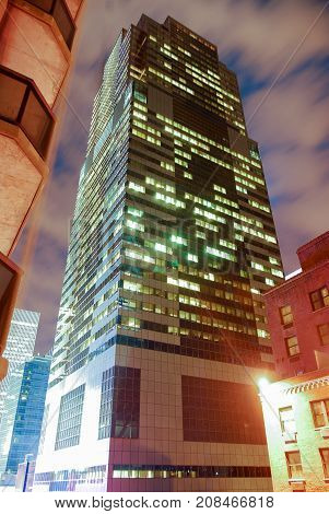 Morgan Stanley Headquarters - New York City