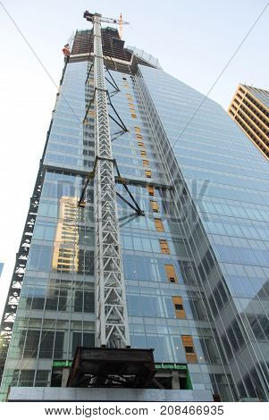 Bank Of America Tower - New York City