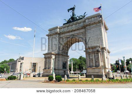 Grand Army Plaza - Brooklyn, New York