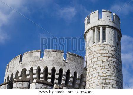 Blackrock Castle And Turret