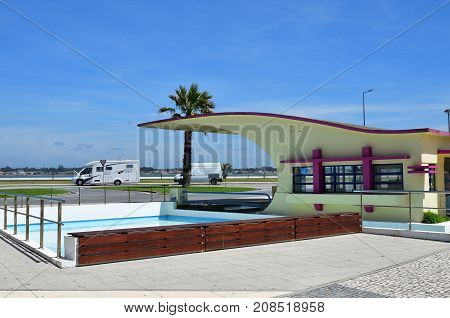 Costa Nova, Beira Litoral, Portugal, Europe