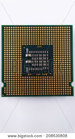 The processor is the brain of a computer is an important computer hardware