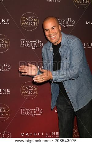 LOS ANGELES - OCT 4:  Coby Bell at the People's Ones To Watch Party at the NeueHouse Hollywood on October 4, 2017 in Los Angeles, CA