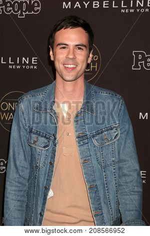 LOS ANGELES - OCT 4:  Blake Lee_ at the People's Ones To Watch Party at the NeueHouse Hollywood on October 4, 2017 in Los Angeles, CA