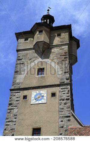 Klingen Gate, Rothenburg Ob Der Tauber