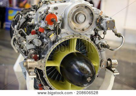Turbojet Engine Production Ukraine