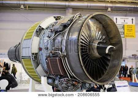 Turbojet Engine Production Ukraine