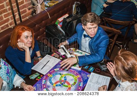 People Take Part In The Festival Time For Play Which Includes Pl