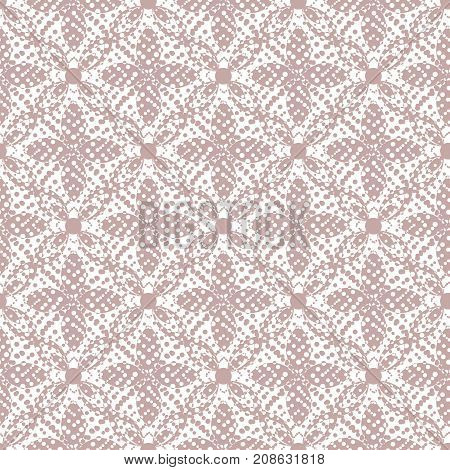 Wallpaper baroque damask. Purple and white vector background. Vintage ornament. background for wallpaper printing on the packaging paper textiles tile.