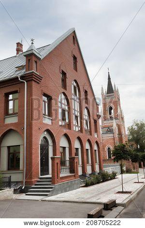 Kharkiv-zaporizhzhya Diocese Of The Roman Catholic Church