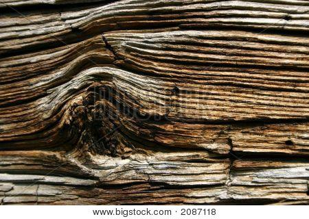Background - Aged Weathered Wood