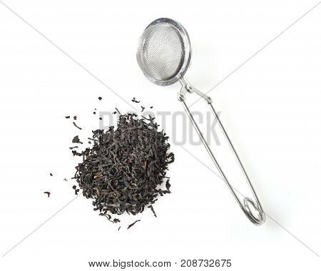 Black Tea And Infuser