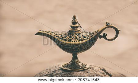 Magic Lamp Of Aladdin