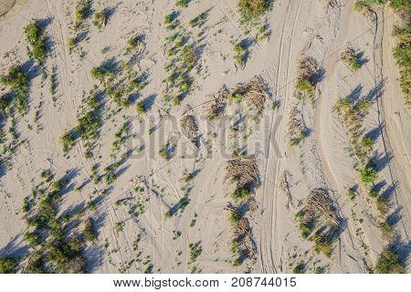 Desert Offroad Trail