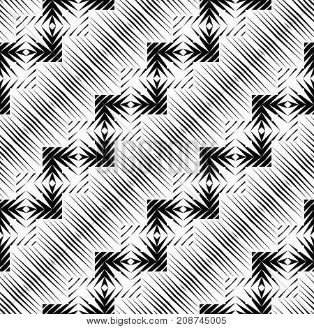 Design Seamless Zigzag Pattern
