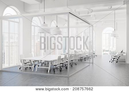 White Office, Meeting Room