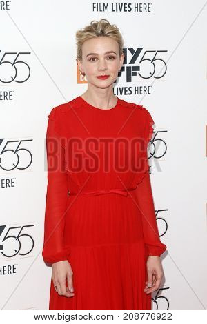 Actress Carey Mulligan attends the