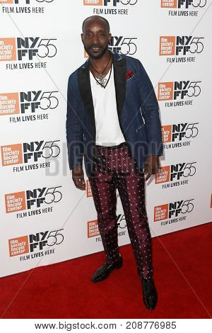 Actor Rob Morgan attends the