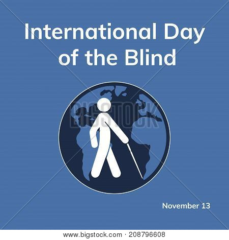 Blind People Day