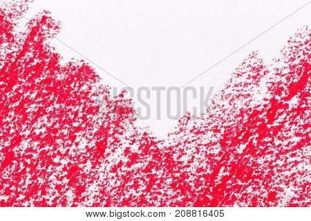 Red Crayon Draw