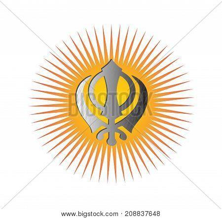 Main Symbol Sikhism Vector Photo Free Trial Bigstock