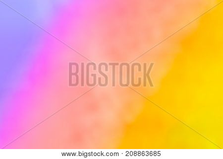 Colorful abstract blurred background for graphic design and website template concept design.