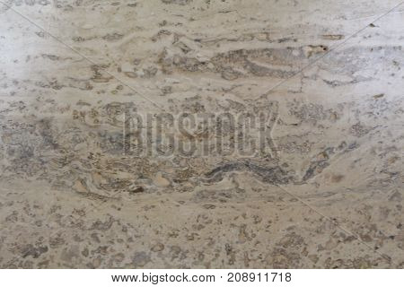 ceramic tile. Beige marble pattern with veins useful as background or texture. floor background.
