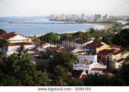 Street View Of Olinda