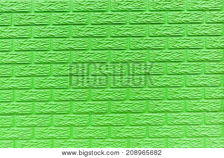 Wall Lime Green Background